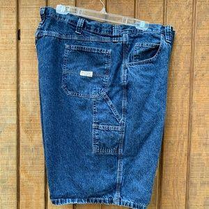 Wrangler Carpenter Jean Shorts Size 46